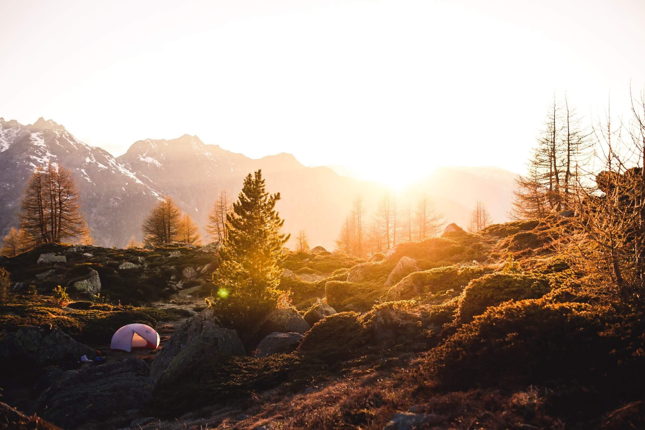Sunrise - Fullscreen Lightbox
